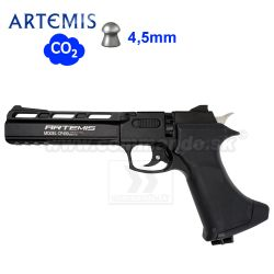 Airgun Pistol Vzduchovka Model CP400 CO2 4,5mm
