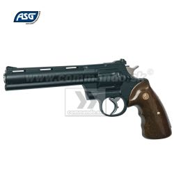 Airsoft Revolver Zastava R-357 GNB Black 6mm