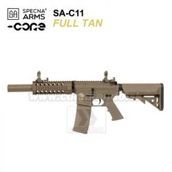 Airsoft Specna Arms CORE RRA SA-C11 Full Tan celopiesková AEG 6mm