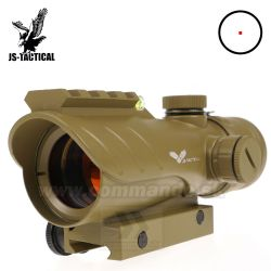 Kolimátor JS-Tactical Red Dot HD30H TAN Dot Sight
