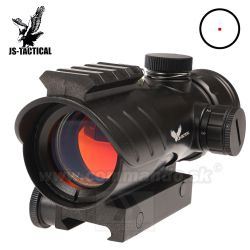 Kolimátor JS-Tactical Red Dot HD30H Black Dot Sight
