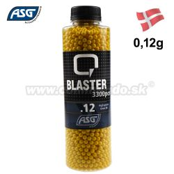 Airsoft Q Blaster BBs 0,12g 3300 ks High Grade