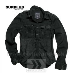 Surplus košeľa Raw Vintage Black