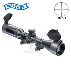 Puškohľad Walther 3-9 x 44 Sniper Scope