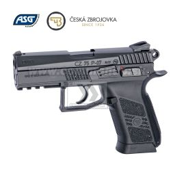 Airsoft Pistol CZ 75 P-07 Duty CO2 GBB 6mm