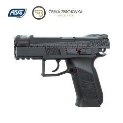 81c25e99b Airgun Pistol Vzduchovka CZ 75 P-07 Duty CO2 GBB 4,5mm