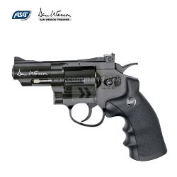 "Airsoft Revolver Dan Wesson 2,5"" Black GNB CO2 6mm"