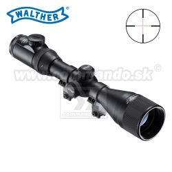 Puškohľad Walther 4-12x50 CI Rifle Scope