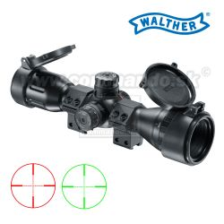 Puškohľad Walther 4x32 DC CQB Rifle Scope FI