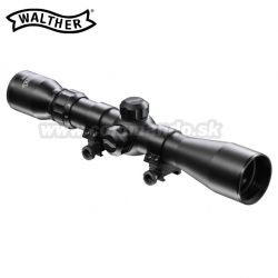 Puškohľad Walther 3-9 x 40 Rifle Scope