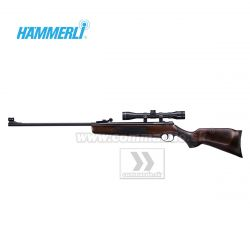 Vzduchovka Hammerli Hunter Force 600 Combo 4,5mm, Airgun rifle