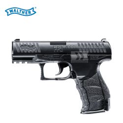 Airsoft Pistol Walther PPQ Metal Slide Black ASG 6mm
