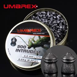 Diabolky Umarex Intruder 4,5 mm (.177) Pointed Ribbed