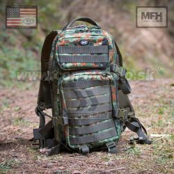 US Batoh Assault 1 - Flecktarn