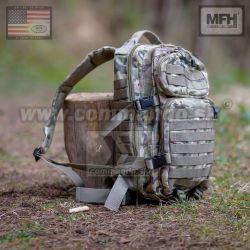 US Batoh Assault 1 - Multicam