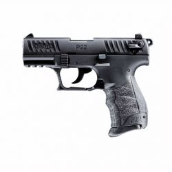 Plynovka Walther P22Q Black 9mm