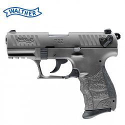 Plynovka Walther P22Q Tungsten Grey 9mm