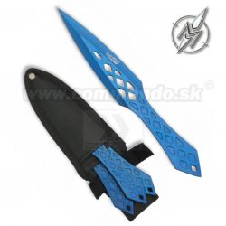 Martinez Albainox Vrhacie nože RAINBLUE THROWING KNIVES 3 kusy