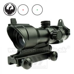Kolimátor Dragon ACOG  Dot Sight Black