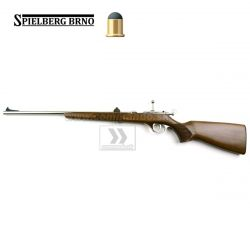 Flobert Rifle Spielberg Brno Nickel Wood 6mm