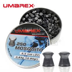 Diabolky Umarex  Mosquito 5,5mm 250ks Airgun Diabolo .22