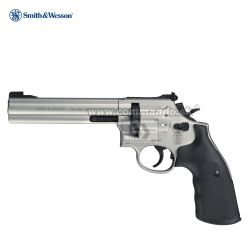 "Airgun Vzduchovka S&W Revolver Model 686 6"" CO2 4,5mm"