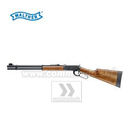 Vzduchovka Walther Lever Action Black CO2 4,5mm