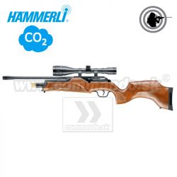 Vzduchovka Hammerli 850 AirMagnum Carbine CO2 4,5mm