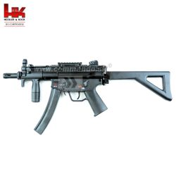Airgun Vzduchovka Heckler&Koch HK MP5 K-PDW CO2 GBB 4,5mm