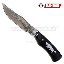 Kandar Knife Siberian Tiger Nôž Hunter N109