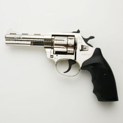 Alfa Proj 641 Nickel Flobert Revolver 6mm