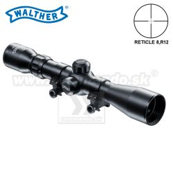 Puškohľad Walther 3-9x40 Rifle Scope NI