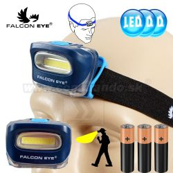 Čelovka Falcon Eye Led Panel BLAZE FHL0021 Headlamp