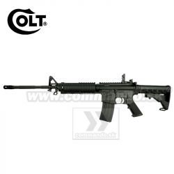 Vzduchovka COLT M4 Carbine 4,5mm, air rifle, 7,5J