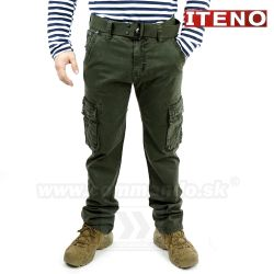 ITENO nohavice Tactical Olive Green