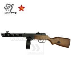 Airsoft Snow Wolf PPSH-41 Full Metal AEG 6mm