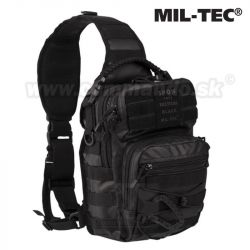 Batoh TACTICAL ASSAULT black malý