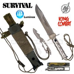 Martinez Albainox Combat King Luminox