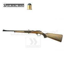 Flobert Rifle Spielberg 200F Brno Black Orech 6mm