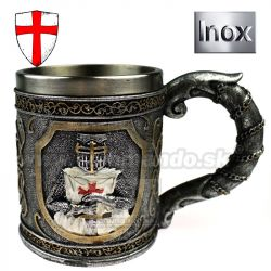 Celtic Cup Templar Knight Rytier pohár 400ml 816-9179
