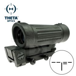 "Puškohľad Theta Optics Gunner"" Elcan Specter M145"" 4x45A Scope"
