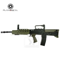 Airsoft L85-A1 BullPup Plan Beta manual 6mm