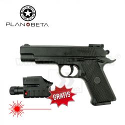 Pistol 1032 Kit Kiddos Manual guličkovka 6mm
