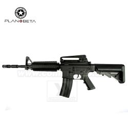 Airsoft M4 A1 Crane Stock Equalizers Plan Beta manual 6mm