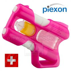 Expanzná peprová zbraň GUARDIAN ANGEL III Pink Pepper Gun Piexon