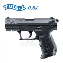 Airsoftová Pištoľ Walther P22 ASG Manual 6mm