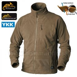Helikon Tex Alpha Tactical Bunda Coyote Grid Fleece
