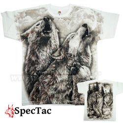 Tričko Vlk White Wolves T-Shirt
