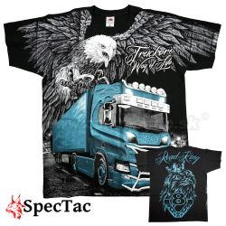 Tričko Trucker Road King T-Shirt