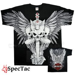 Tričko Motorcycle Rock Riders T-Shirt